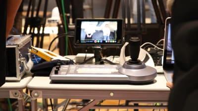 リモートカメラ - アオヤマロッジ 外苑前徒歩3分イベント&スタジオの設備の写真