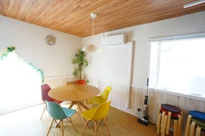 【ギフトスペース】 可愛いスペース♡パーティープランの室内の写真