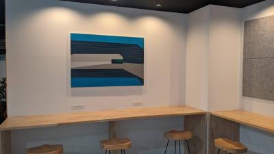 内装③ - Voltage  多目的レンタルスペースの室内の写真