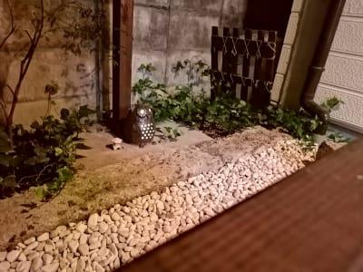 庭 - MH Houses 京都玉華苑の室内の写真