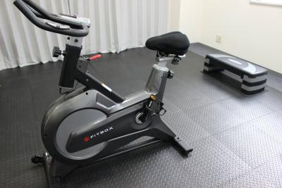トレーニングスペース(1)の設備の写真