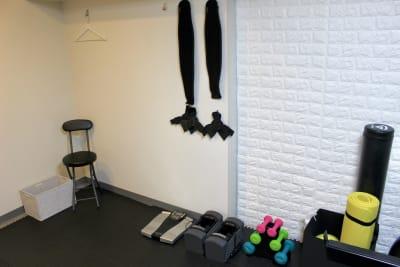 トレーニングスペース(2)の設備の写真