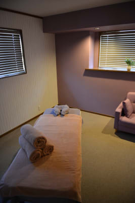 ゆるみサロン  BIANCA レンタルサロン【A】の室内の写真