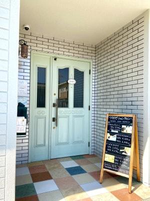 店舗入口 - ゆるみサロン  BIANCA レンタルサロン【A】の外観の写真