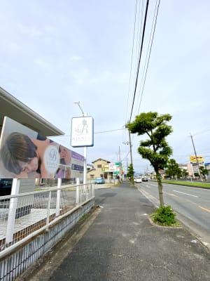 ゆるみサロン  BIANCA レンタルサロン【B】の外観の写真