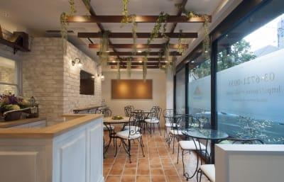 ラウンジ部 - ノートルスタジオ キッチン付きレンタルスタジオの室内の写真
