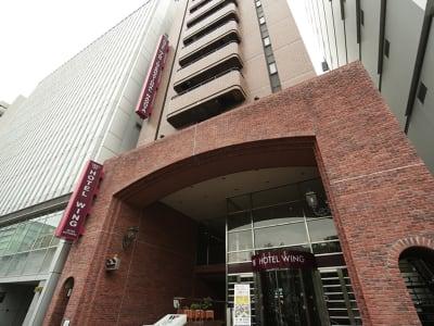 ホテルウィング名古屋 1階 会議室1の外観の写真