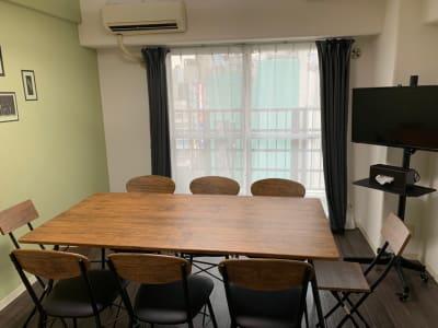 ヴェルデ池袋 会議室の室内の写真