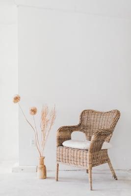 床はモルタルの色にこだわった,珍しいベージュの風合いで仕上げています. - nai /dan 空間レンタル、スタジオの室内の写真