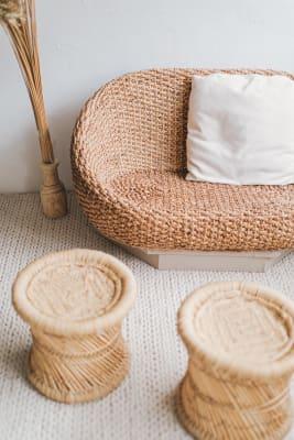 インポートの家具も多数あるので、海外風も叶います. - nai /dan 空間レンタル、スタジオの室内の写真