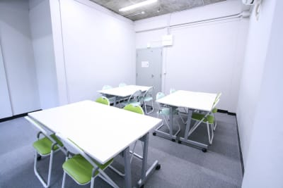 ふれあい貸し会議室 八重洲松岡 ふれあい貸し会議室東京Aの室内の写真