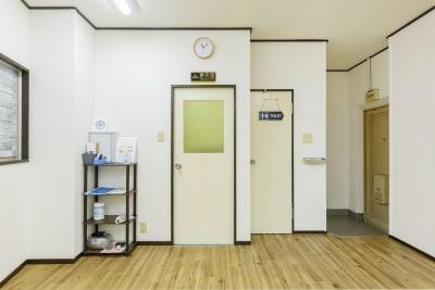 フロア4 - SKYレンタルダンススタジオの室内の写真
