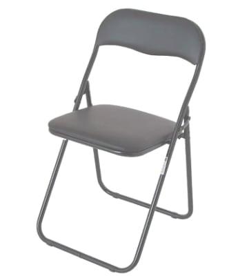 パイプ椅子 - SKYレンタルダンススタジオの設備の写真