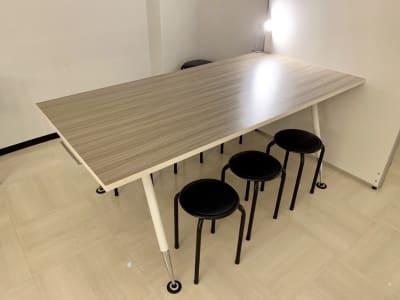 椅子最大10脚 - ダンススタジオ is レンタルスタジオの設備の写真