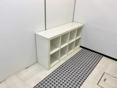 更衣室も完備 ※鍵付きのロッカーはございません - ダンススタジオ is レンタルスタジオの設備の写真