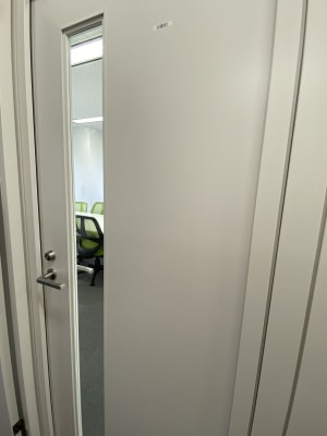 六本木けやき坂会議室 貸し会議室②の入口の写真