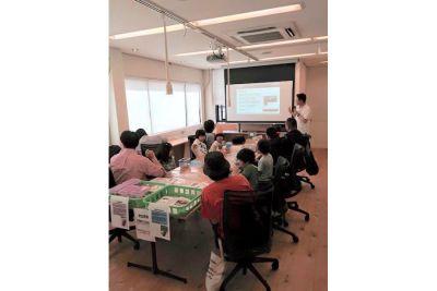 下高井戸コワーキングスペース「iNVENTO」 個室スペース(15名用)の設備の写真