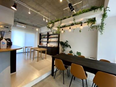 レンタルスペースPIT イベントスペースの室内の写真