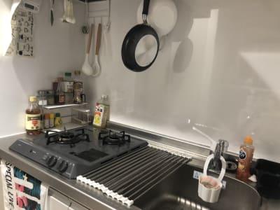 キッチン等、好きに使ってOK♪ - ロフトのある空間 #ロフトのある空間の室内の写真