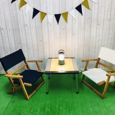 貸し切りカフェ気分🎵 - 【キャンプルーム神戸三宮】 パーティ/会議/ボードゲームの室内の写真
