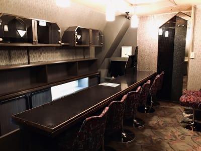 YSビックビル 4階ーI 号(少人数レンタル)の室内の写真