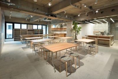 BPM 撮影スタジオ(CM・ドラマ)の室内の写真
