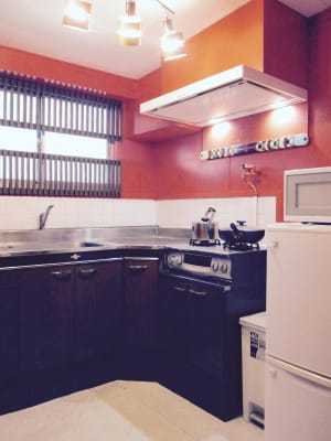 キッチン - MH Houses 京都小路庵の室内の写真