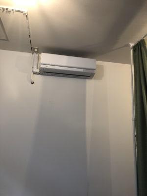 ほぐし屋KID サロンスペースの室内の写真