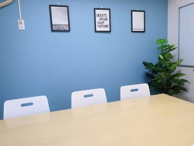 五反田FRIENDSⅦ 安くて綺麗で明るいスペース♪の室内の写真