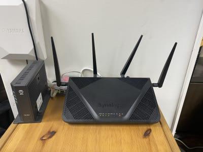 高速Wi-Fiがご利用いただけます。 - コワーキングスペース チガラボ 会議室の設備の写真