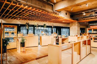 展示会の様子 - BPM 貸し切りイベントスペースの室内の写真