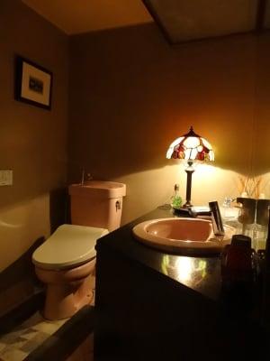 清潔感あるお手洗いスペース♪※自動式 (男女兼用) - ✨ fantasy✨ 多目的スペースの室内の写真