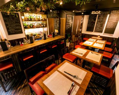電子レンジ - バルボラッチョ秋葉原店 貸切パーティレストランの設備の写真