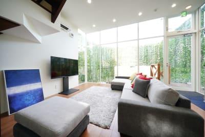 江ノ島テラスの室内の写真
