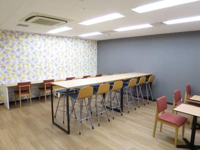 待合スペース - リファレンス大阪駅前第4ビル 2306室のその他の写真