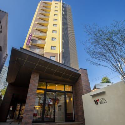 ホテル1階 - ホテルウィング東京赤羽 ホテル1Fカフェスペース2名利用の外観の写真