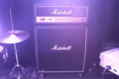 ギターアンプ(マーシャル) - ライブハウスEN-LAB.の設備の写真