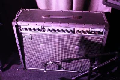ギターアンプ(JC-120) - ライブハウスEN-LAB.の設備の写真
