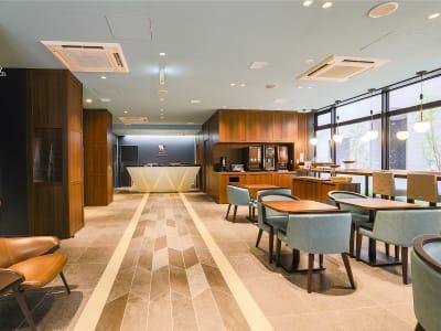 エントランス・ロビー - ホテルウィング新橋御成門 テレワーク用客室の入口の写真