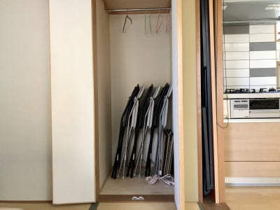 【用賀駅5分】一軒家(一階)貸切 世田谷キッチンスタジオ、駐車場有の設備の写真