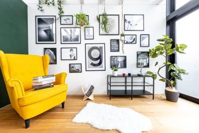 H2. ハウススタジオの室内の写真