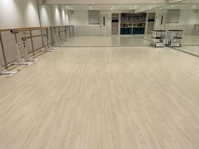 調光:白っぽく、もっとも明るい色 - ルキナ仙川アネックス レンタルスタジオの室内の写真