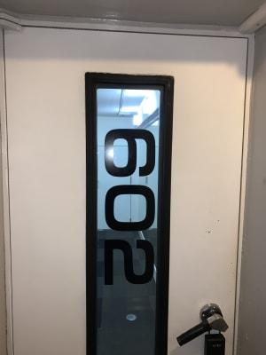602がお部屋です - MIBビル 602号室 レンタルスタジオ602号室の入口の写真