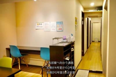 グリーンハウス 新宿市谷 新宿市谷完全貸切個室-D号室の室内の写真