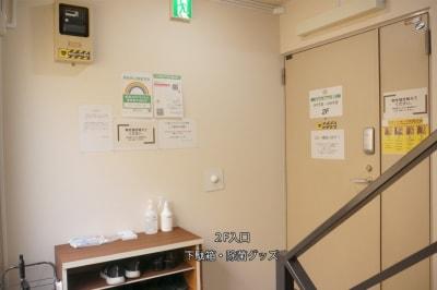 グリーンハウス 新宿市谷 新宿市谷 -206号室貸切個室の室内の写真