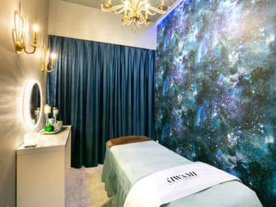 キワミサロンスペース 完全個室レンタルサロンの室内の写真