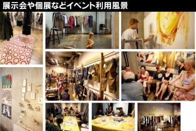 スタジオ&スペース IVVA  レンタルスタジオ、多目的スペースの室内の写真