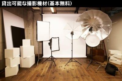 スタジオ&スペース IVVA  レンタルスタジオ、多目的スペースの設備の写真