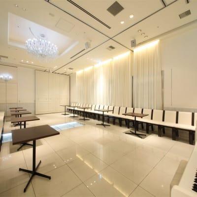 銀座レンタルスペース、貸し会議室 最大250名様(人数に合わせた)の室内の写真