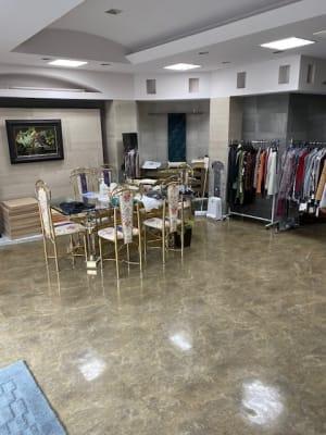きものトータルファッションかわむら サロンスペース かわむらの室内の写真